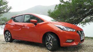 Hochgesteckte Ziele: Nissan denkt beim neuen Micra radikal um