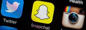 Twitter vs. Snapchat: Wer hat die besseren Zukunftschancen?