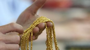 In politisch unsicheren Zeiten: Goldpreis legt eine Rallye hin