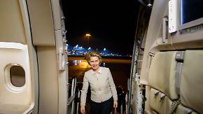 Treffen mit Pentagon-Chef Mattis: Von der Leyen fühlt in Washington vor
