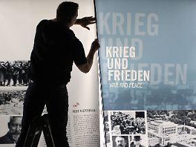Die neue Dauerausstellung informiert am Ort des Geschehens über die Vorgeschichte, den Verlauf und die Nachwirkungen der Nürnberger Prozesse.