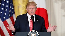 """Will seinen """"Muslimbann"""" gegen alle Widerstände durchsetzen: Donald Trump"""