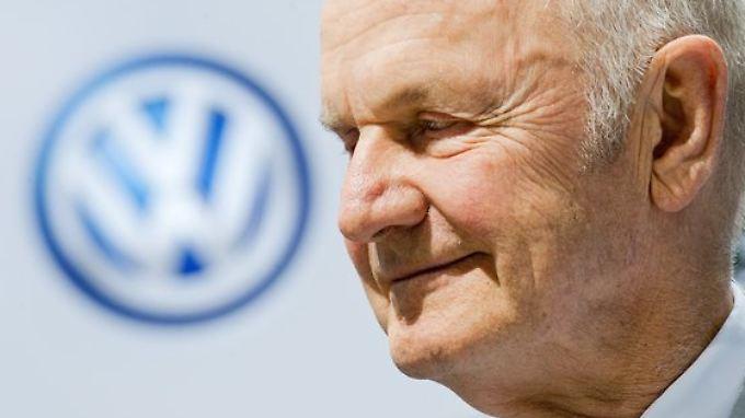 VW-Patriarch Ferdinand Piëch könnte sich zurückziehen.