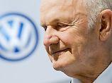"""""""Ein Abgang mit lautem Knall"""": Zieht Piëch einen Schlussstrich unter VW?"""