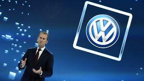 """Streit um Leiharbeiter: VW-Betriebsrat: Markenchef Diess """"agiert zutiefst unsozial"""""""
