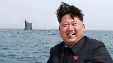Raketen, Atomwaffen, Kim Jong Un: Nordkorea zündet die Interkontinentalrakete