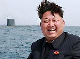 … bezeichnete es sich noch im selben Jahr als Atommacht und zündete 2013 wohl erneut eine Atombombe.