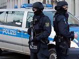Anti-Terror-Einsatz in Chemnitz: SEK nimmt mutmaßlichen IS-Unterstützer fest