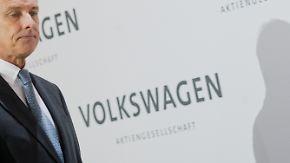 Aufruf zur Geschlossenheit: VW-Chef Müller wendet sich mit Brief an Belegschaft