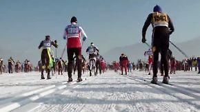 Koasalauf in den Kitzbüheler Alpen: Alljährliches Spektakel lockt mehr als 2.000 Langläufer
