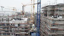Trotz steigenden Bedarfs: Zahl der Baugenehmigungen sinkt