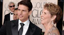Tod mit 80 Jahren: Tom Cruise trauert um seine Mutter