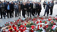 Tunesier in Deutschland: Merkel drängt zur freiwilligen Rückkehr
