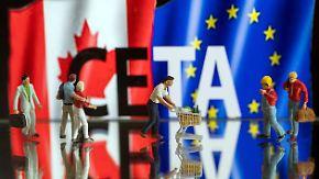 Abkommen mit Kanada: Was ist Ceta?