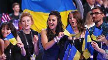 Der Eurovision Chaos Contest: Die Ukraine kriegt's nicht gebacken