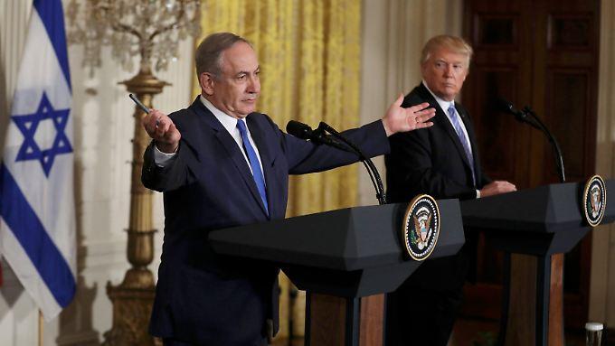 Das Ende der Zwei-Staaten-Lösung: Eine gute Nachricht für den israelischen Premier Netanjahu?