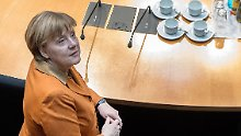 """Schnüffeleien und die Kanzlerin: Merkel: """"Habe ja auch nichts gewusst"""""""
