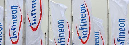 Turbo-Call mit 105%-Chance: Infineon steigt weiter