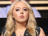 Mobbing bei Fashion Show: Niemand will neben Tiffany Trump sitzen