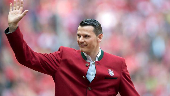 Von 2006 - 2014 war der Belgier für Bayern München im Einsatz.