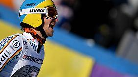 Felix Neureuther will sich den Traum von einer WM-Medaille in St.Moritz erfüllen.