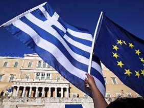 Griechenland gerät wieder verstärkt in den Fokus.