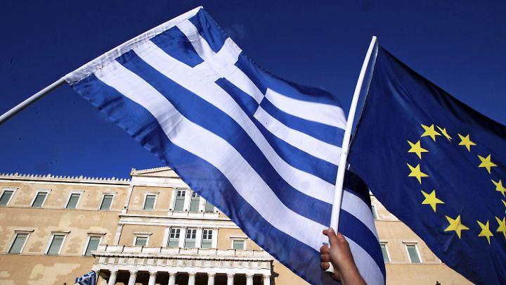 Die Griechen müssen ihre Reformen vorantreiben, um weiteres Geld zu erhalten.