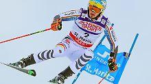 Felix Neureuther will trotz Rückenproblemen im Slalom voll angreifen.