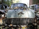 Der Tag: Seit 20 Jahren vermisst - Besitzer bekommt Auto zurück