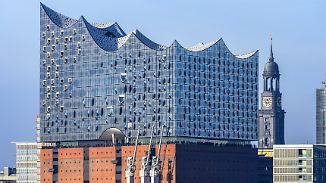 Tickets komplett ausverkauft: Elbphilharmonie begeistert Hamburger und Touristen