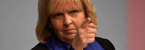 SPD kürt ihre Spitzenkandidatin: Kraft setzt in NRW auf Gerechtigkeit