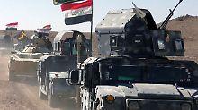 Ex-Soldat in Berlin vor Gericht: Iraker posierte mit abgeschnittenen Köpfen