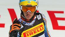 Felix Neureuther hat sie, die ersehnte Medaille. Bronze gibt es für ihn im Slalom.