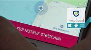 n-tv Ratgeber: Begleit-Apps für den Heimweg im Test