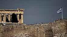 Keine Rabatte für Griechenland: Unions-Politiker bringen Grexit ins Spiel