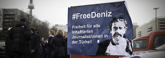 Journalist in türkischer Haft: Welche Fragen der Fall Yücel aufwirft