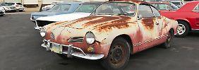 Ein Karmann Ghia ist in den USA aktuell noch günstig zu bekommen.