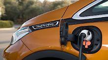 Der Opel Ampera-E ist baugleich mit dem Chevrolet Volt.