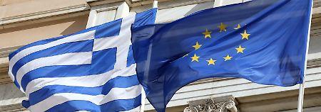 """""""Der IWF wird sich beteiligen"""": Schäuble erwartet gutes Ende für Hellas"""