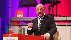 Änderungen an Agenda 2010: Wirtschaftsvertreter kritisieren Schulz
