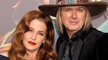 Enkelinnen bei Priscilla Presley: Zum Glück muss Elvis das nicht erleben