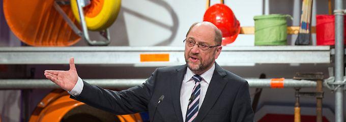 Arbeitgeber gegen Schulz: Endlich wird wieder gestritten