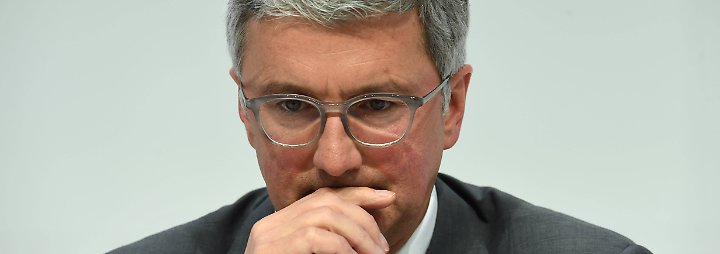 E-Mail mit brisantem Inhalt: Gefeuerter Ingenieur belastet Audi-Chef in Dieselaffäre
