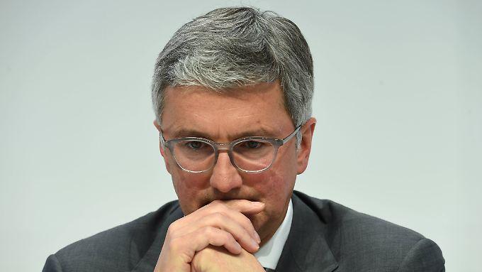 E-Mail mit brisantem Inhalt: Gefeuerter Motorenentwickler belastet Audi-Chef