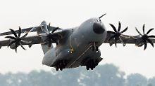 Pannentransporter macht Sorgen: A400M zehrt an Airbus-Gewinnen