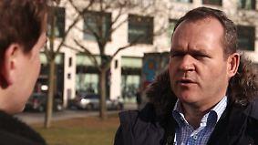 Startup News: Europachef John Frijters über das Exoskelett von Rewalk