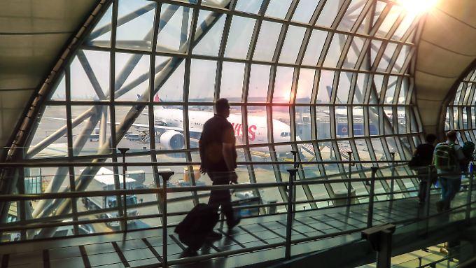 Streiks sorgen bei Passagieren immer für schlechte Stimmung.