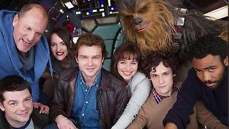 """Promi-News des Tages: Erstes Foto vom """"Star-Wars""""-Cast veröffentlicht"""