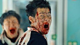 Ja, auch Südkorea kann Zombie ...