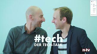 #Tech - Multicopter: Zwei Nasen auf Drohnen